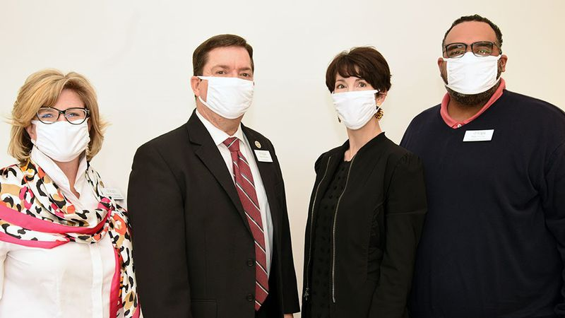 55,000 masks donated to Lenoir County Schools through United Way