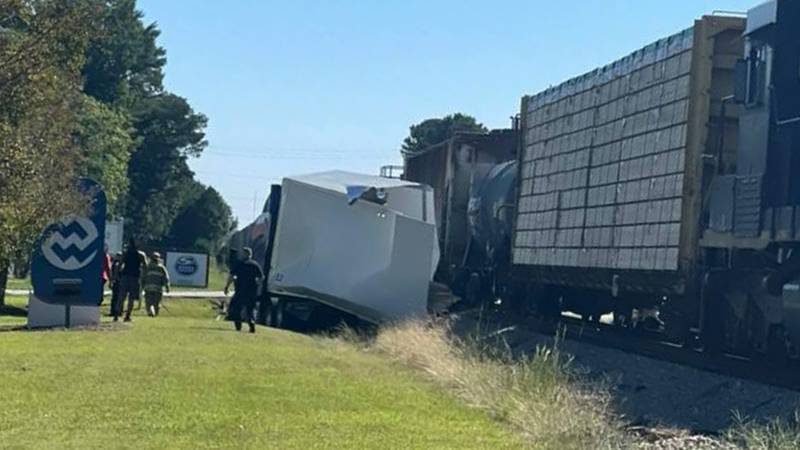 It happened on Anaconda Road just outside of Tarboro, across the street from the Edgecombe...