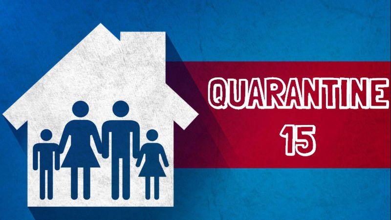 Quarantine 15 graphic