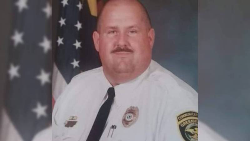 Telecommunicator Brad Cayton of Greenville Police.