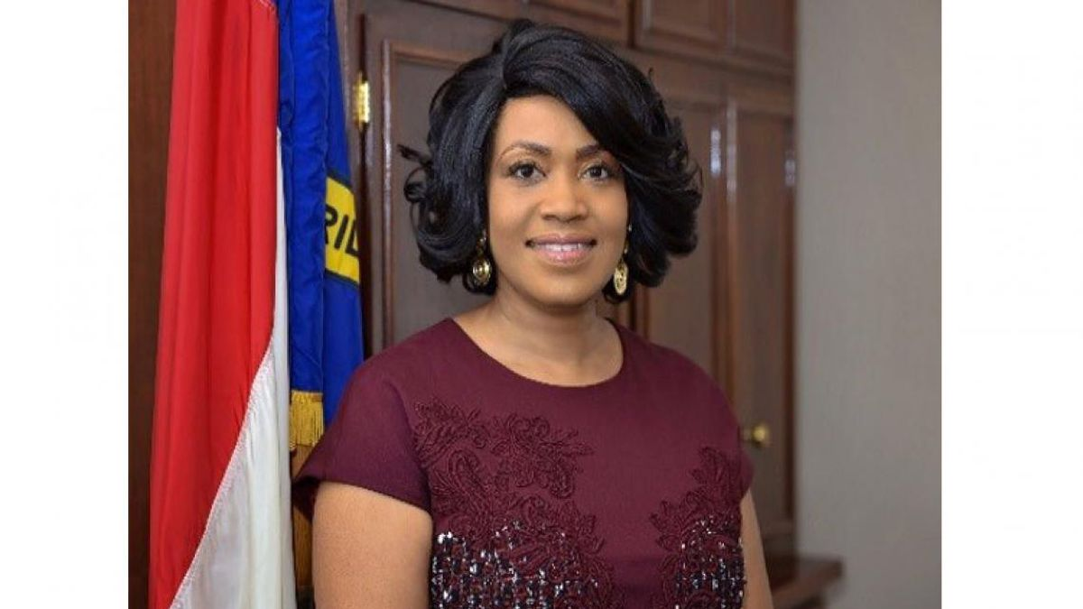 Machelle Sanders has been selected to become Secretary of the N.C. Department of Administration.