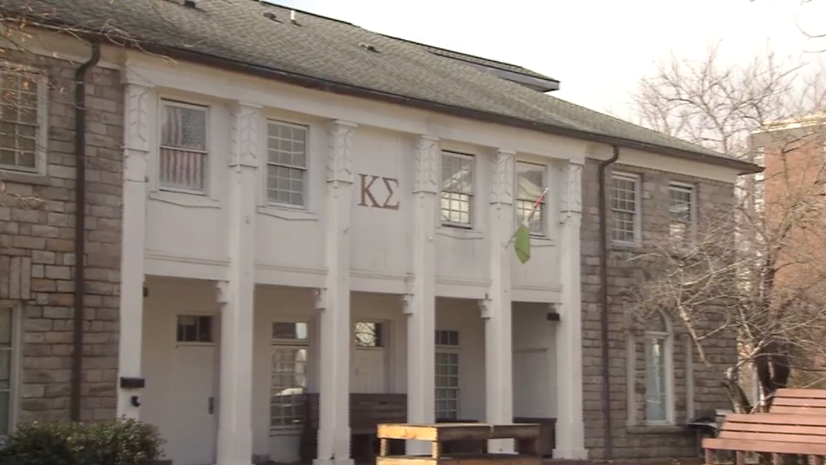 NC fraternities drug ring