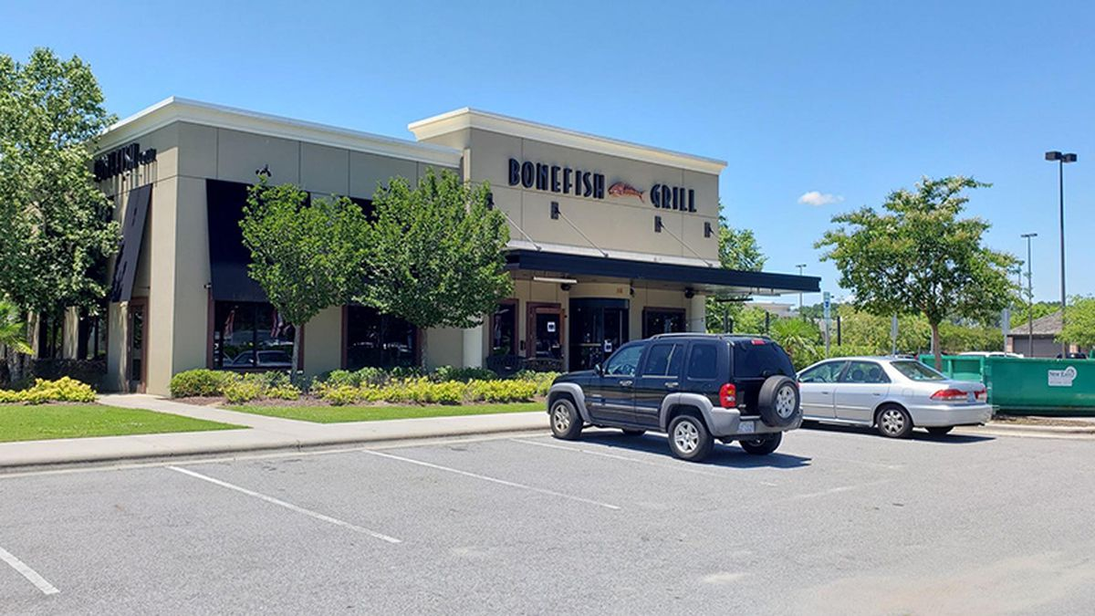 Bonefish Grill, which is on South Memorial Drive, is permanently closed.