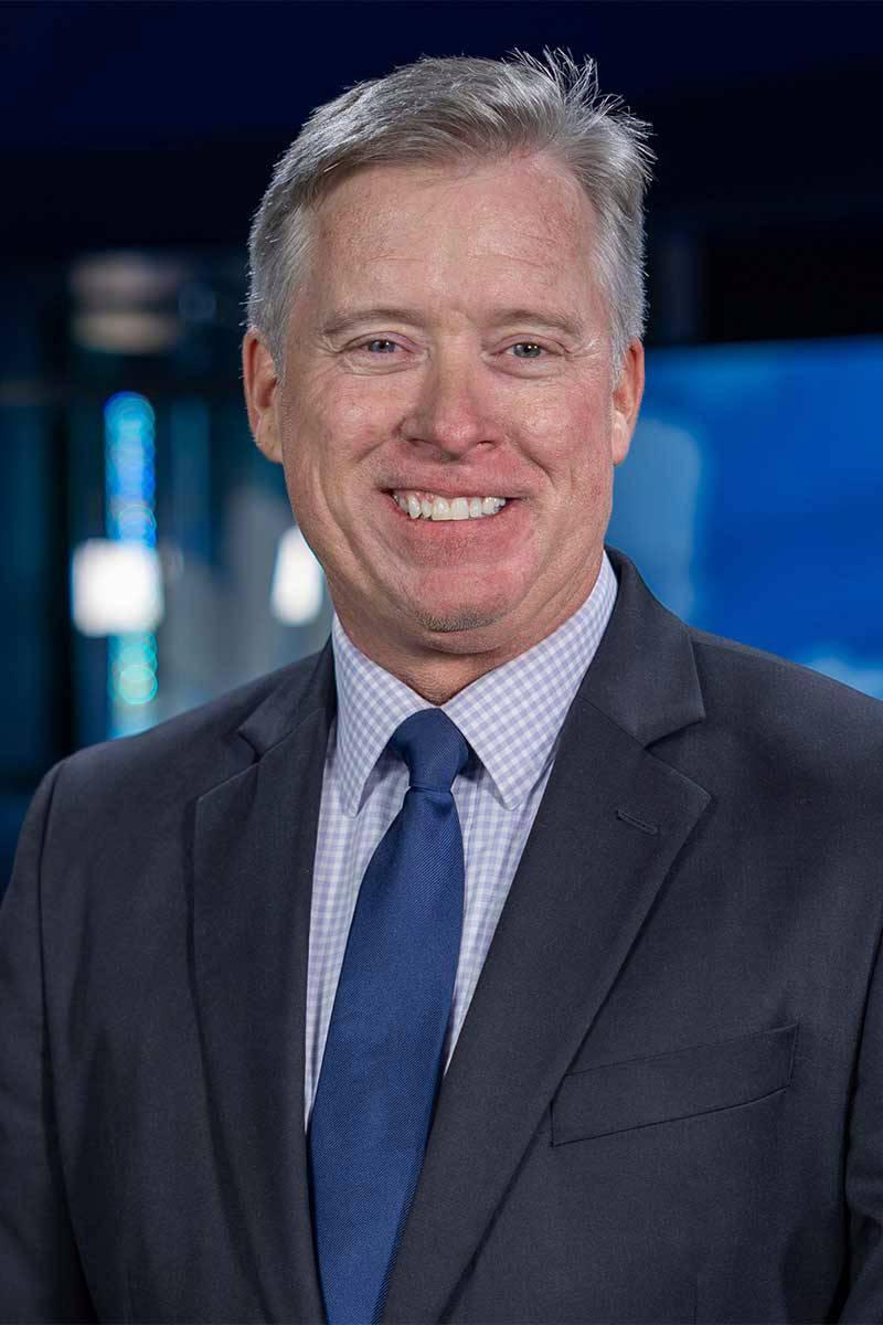 Headshot of Jim Howard, Weekday Morning Meteorologist