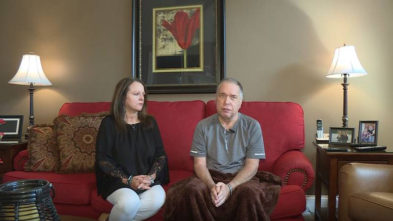 ENC man survives near fatal case of COVID-19; urges others to get vaccine