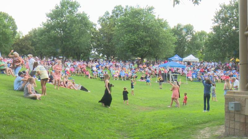 Concert on the Common series continues.