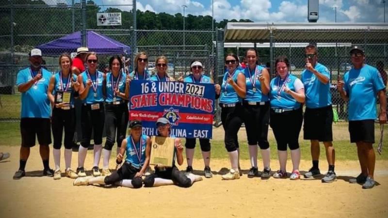 The Chocowinity 16U All-Star Softball team is headed to Florida for the Babe Ruth Softball...