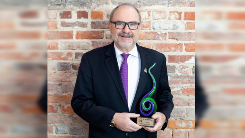 Dr. Ron Mitchelson named Citizen of the Year