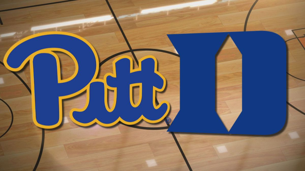 Pitt at Duke Men's Basketball
