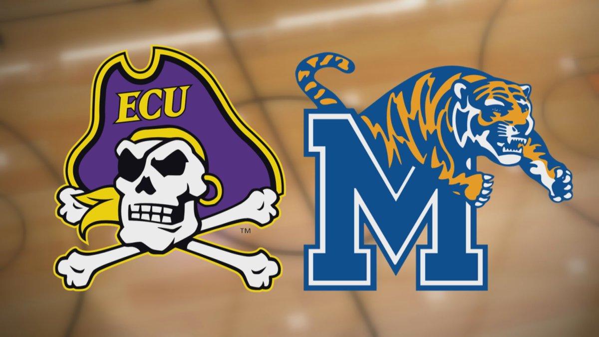 ECU at Memphis Basketball