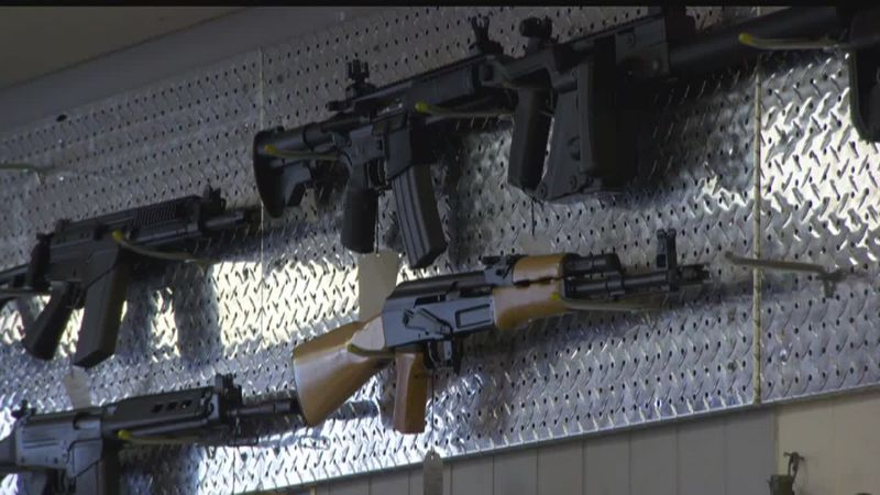 N.C lawmaker, organization reacts to Pres. Biden's executive orders addressing gun control