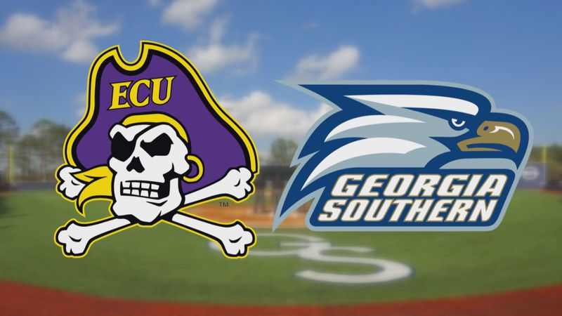 ECU Baseball at Georgia Southern