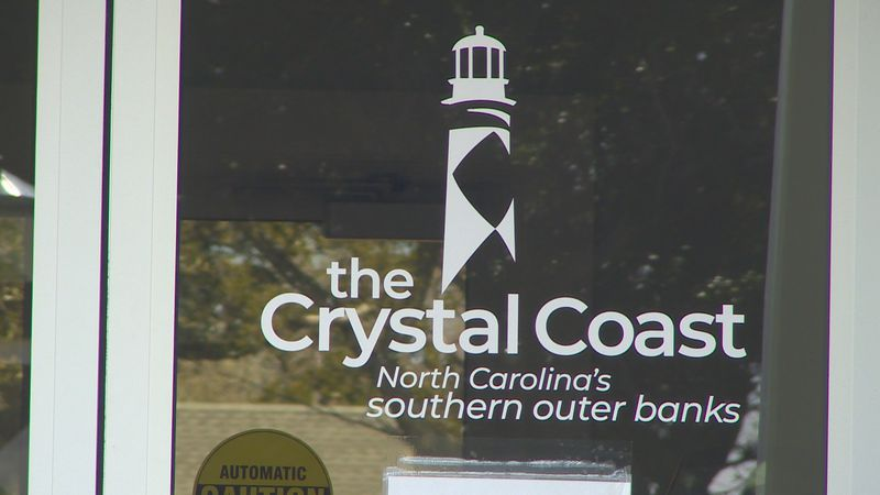 The Crystal Coast Tourism Development Authority.