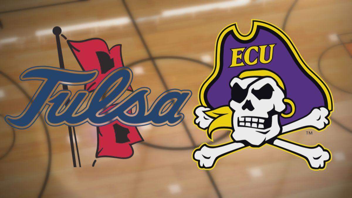 Tulsa and ECU Basketball