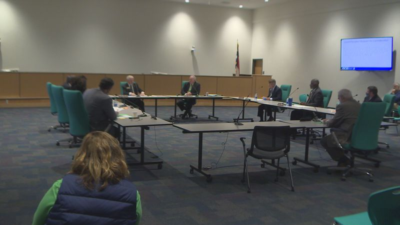Onslow County School Board votes to send middle and high students back to all-week in-person...