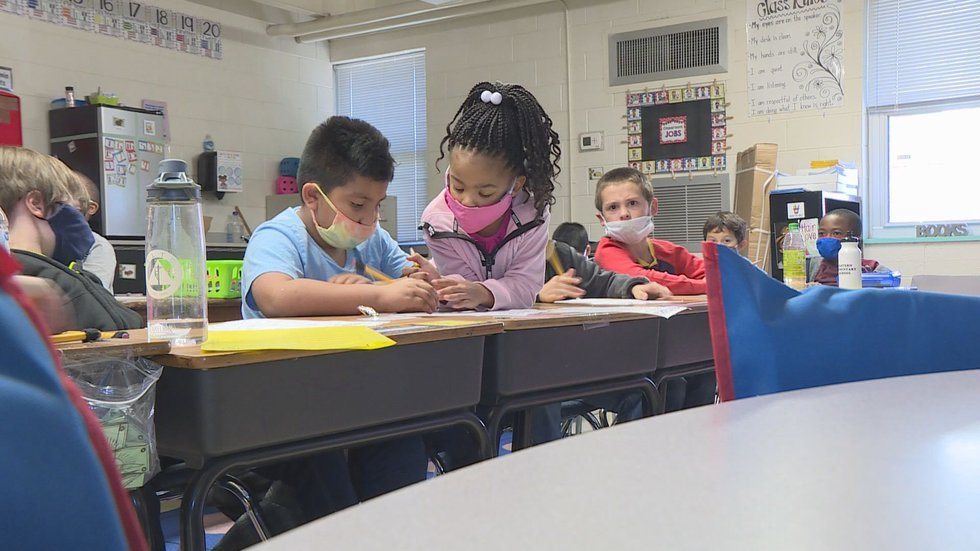 decision to require masks left to school boards.