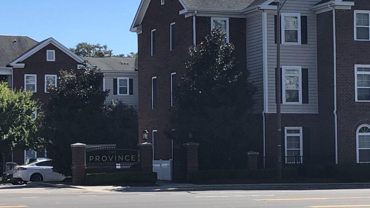 Province apartment complex