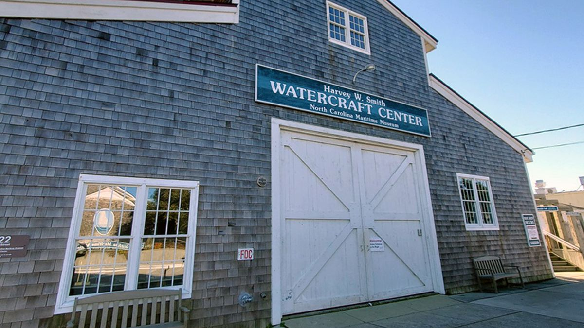 The Harvey Smith Watercraft Center will be shut down at least until March 4th.