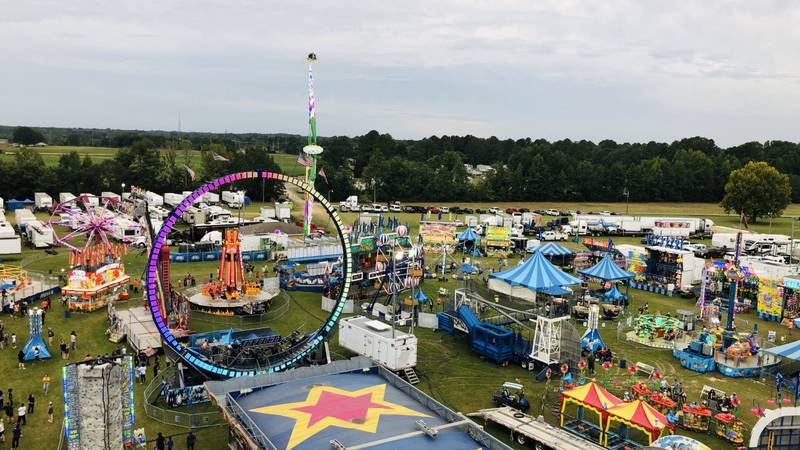 The Pitt County Fair started back after having to close last year due to the pandemic.