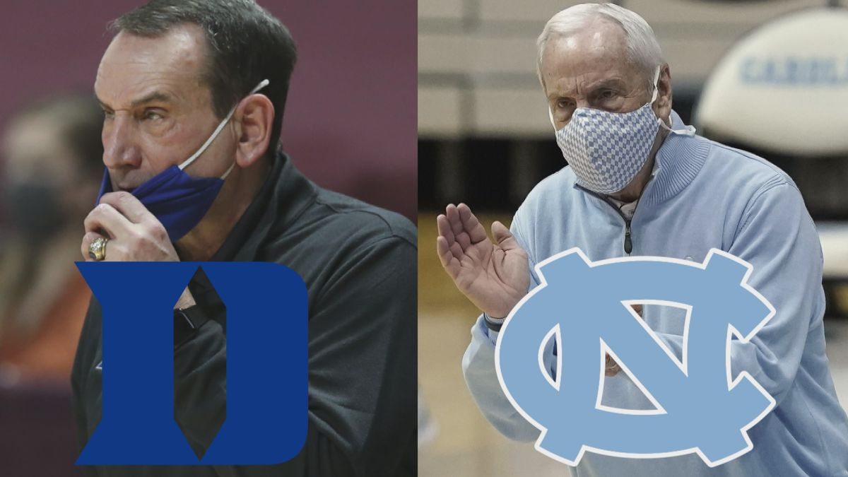 Duke vs. UNC Basketball