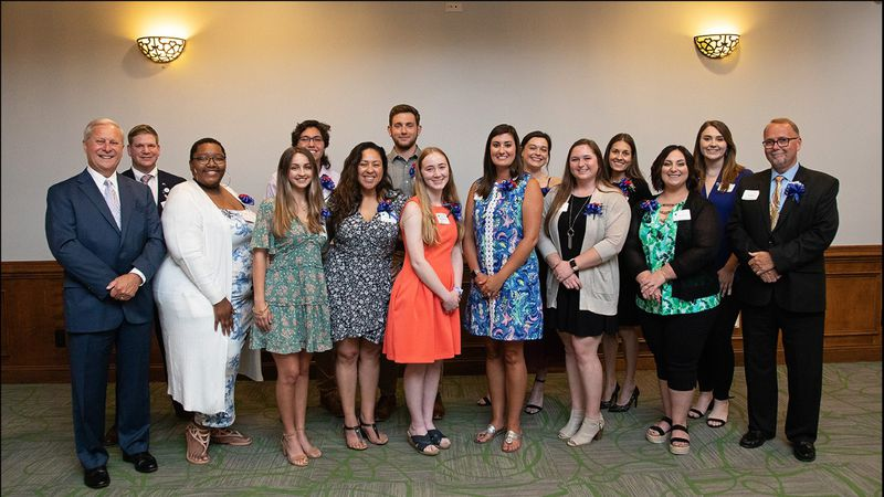 CarolinaEast Foundation Scholarship recipients