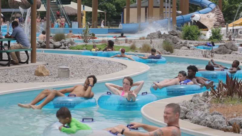 Water Park opens for Summer Season
