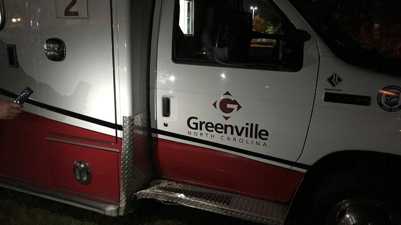 Greenville ambulance