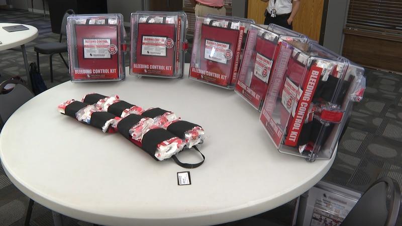bleeding control kits