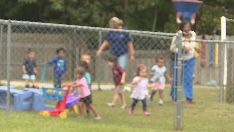 Child care workers hope vaccine age is extended.