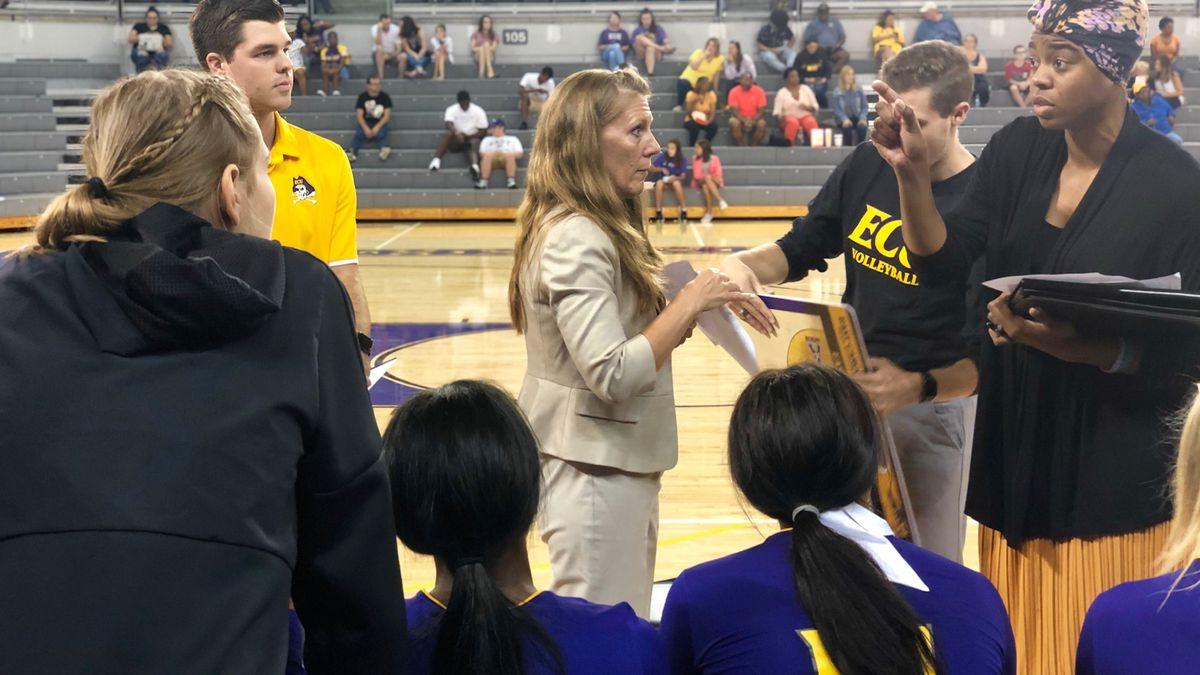 Torbett Out As Ecu Volleyball Head Coach