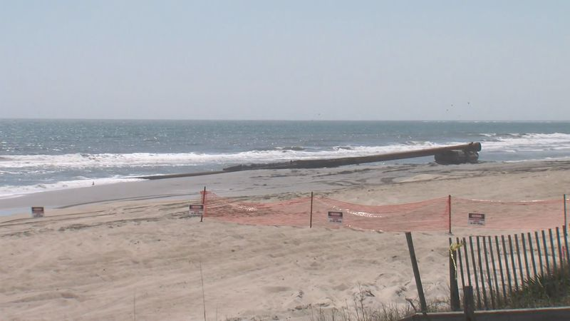 Phase III of Emerald Isle's beach nourishment begins late January