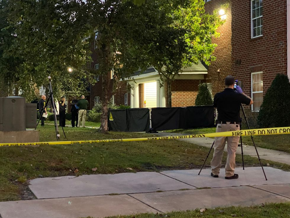 Greenville Police are investigating after a fatal shooting at Paramouont 3800 apartment complex