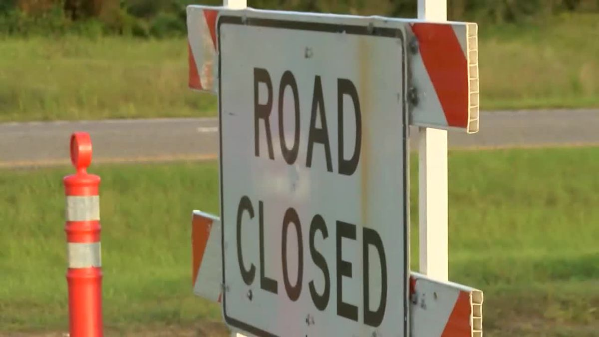 Jones County road will be closed for about two weeks