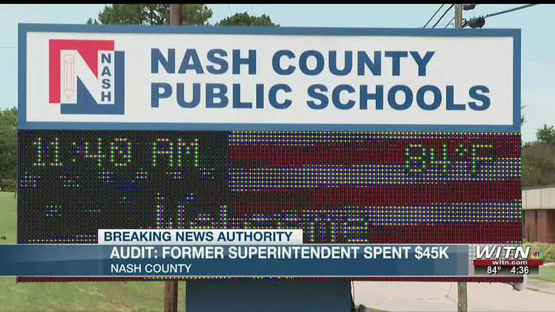 """AUDIT: Former superintendent spent $45K in """"unallowed and questionable expenses"""""""