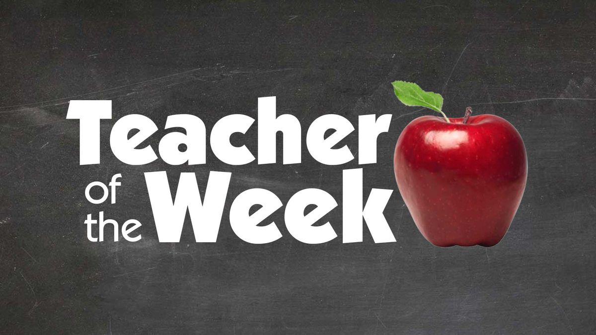 WITN's Teacher of the Week