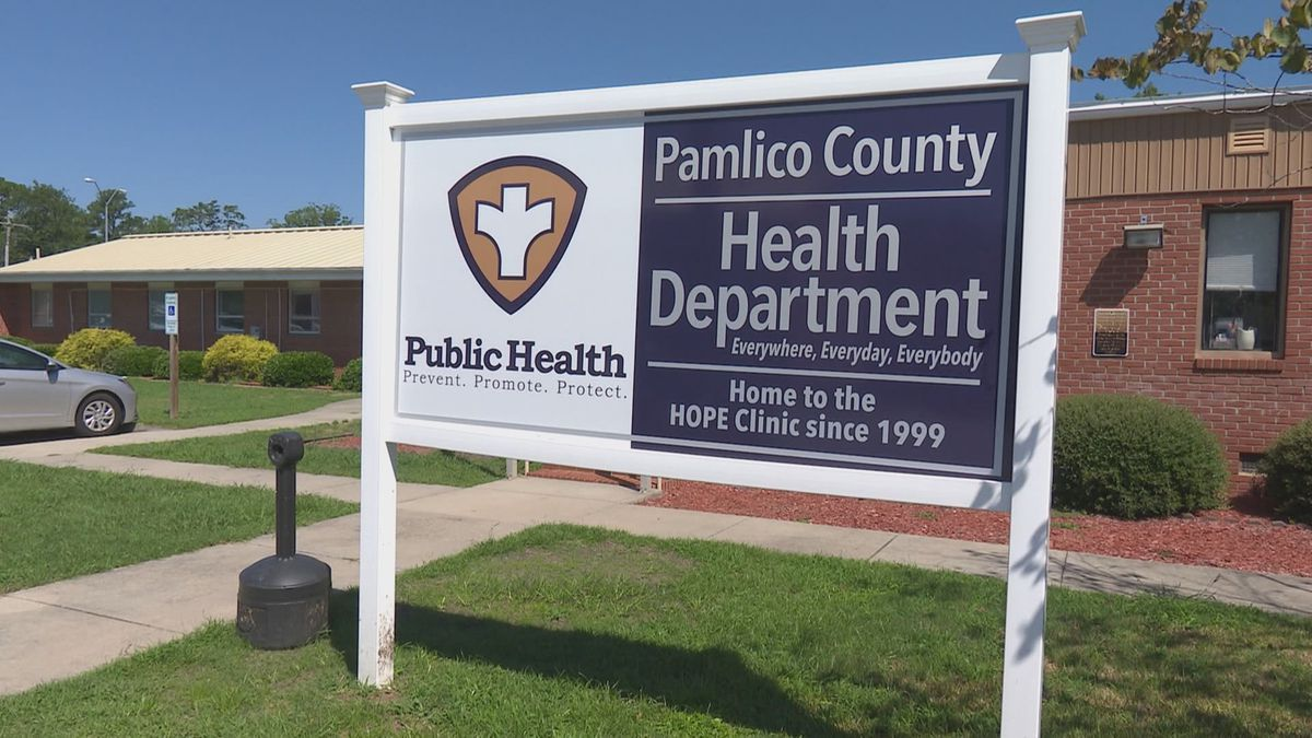 "Pamlico County Health Department ""Unaccredited"""