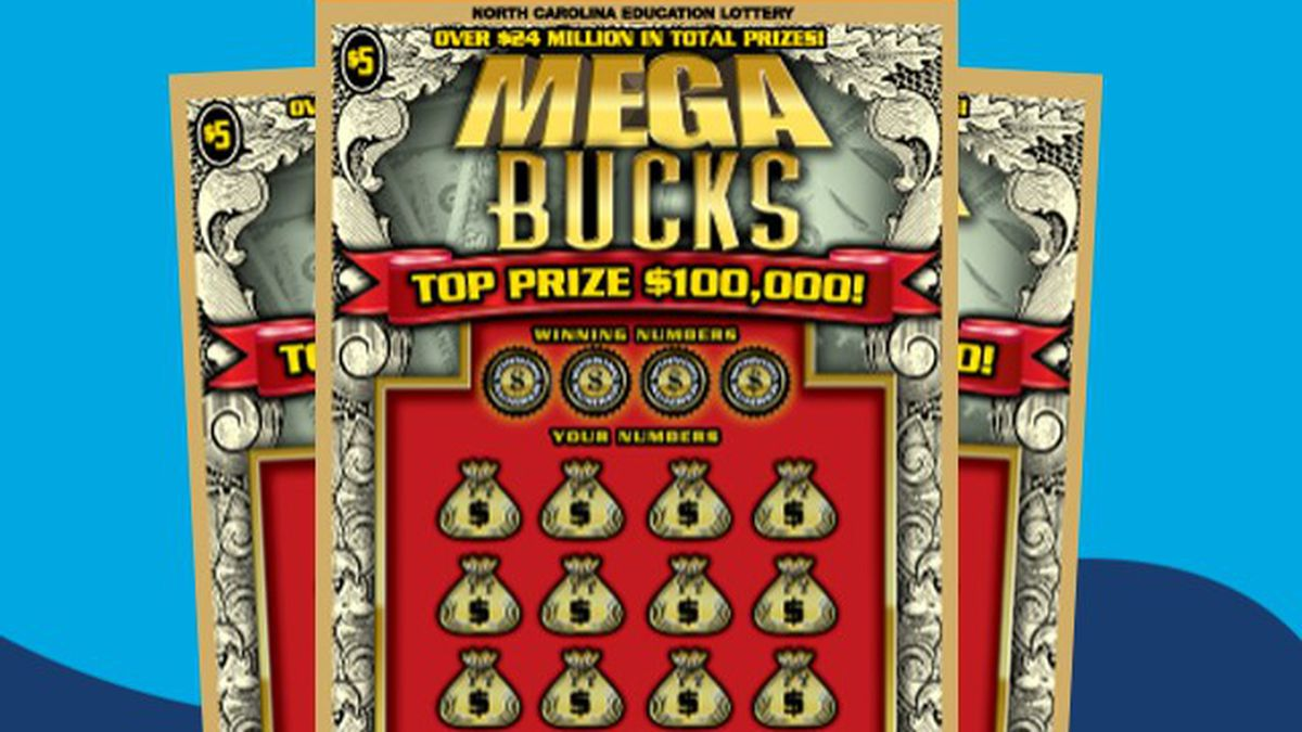 Mega Bucks winner