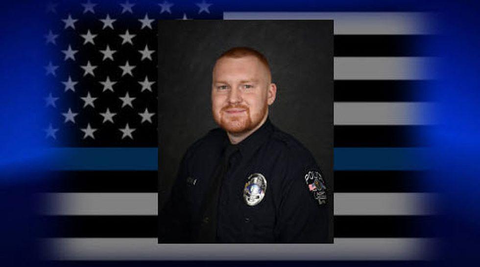 Officer Jason Shuping.