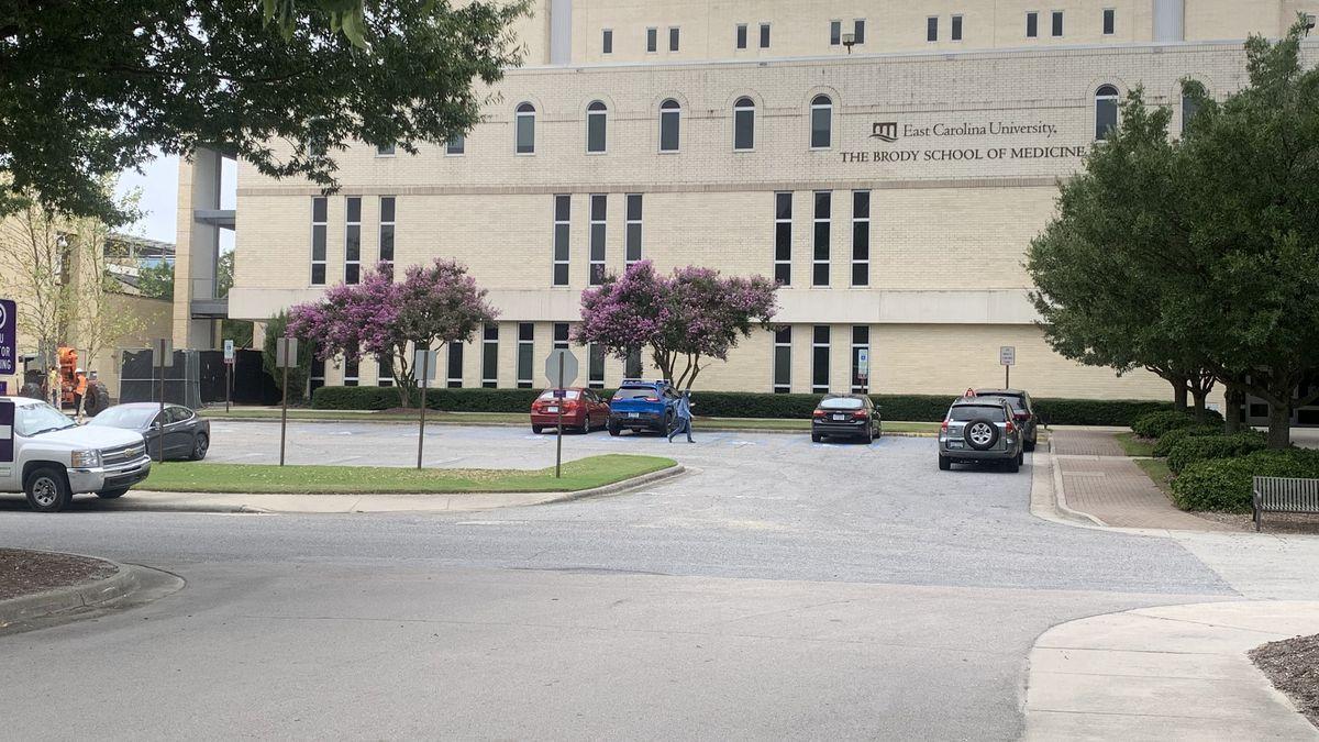 Brody School of Medicine