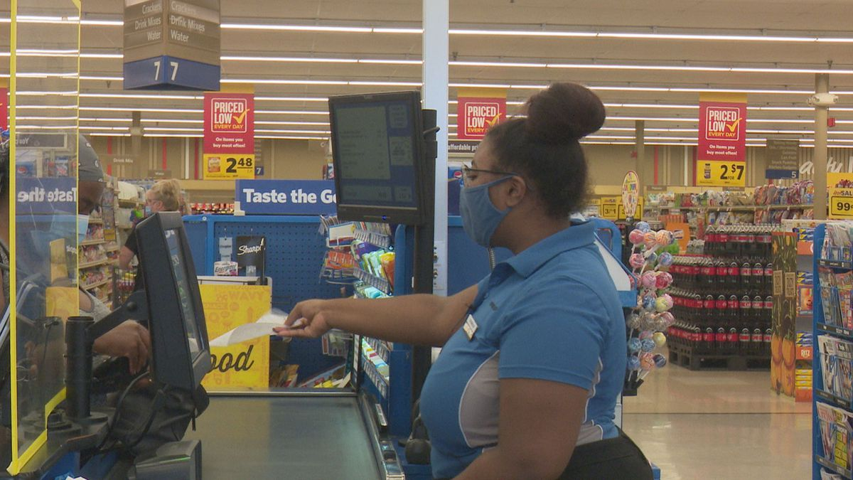 A Food Lion employee in Greenville saved a woman's life while she was in the store.