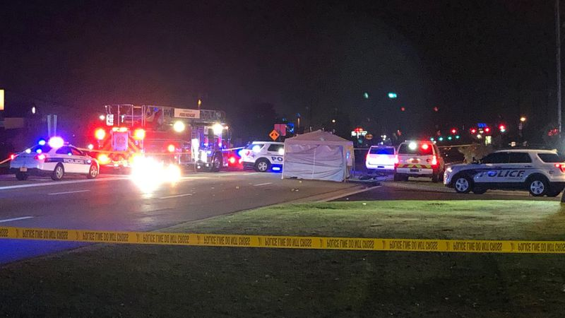 Greenville Police investigate deadly hit and run