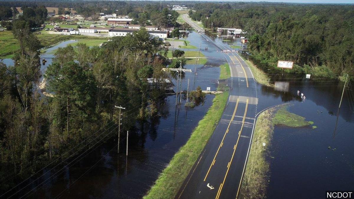 Tuesday marks three years since Hurricane Florence made landfall along our coast.