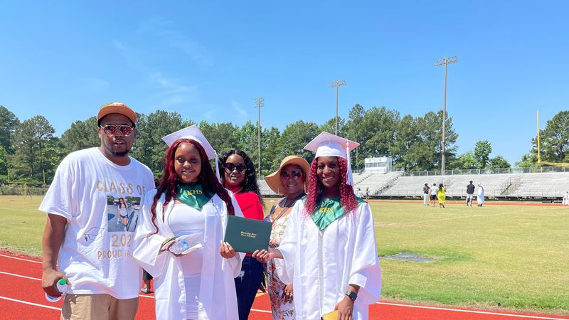 Kinston HS holds graduation in person