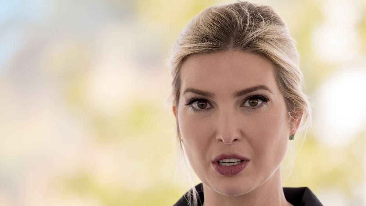 Ivanka Trump will host a Fireside Chat in Wilmington on Monday at 1:00 p.m.
