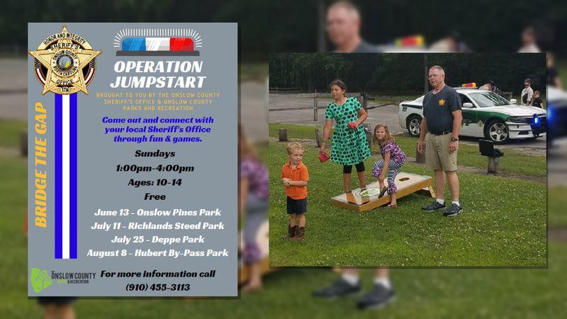 """Operation Jumpstart"" - Onslow County"