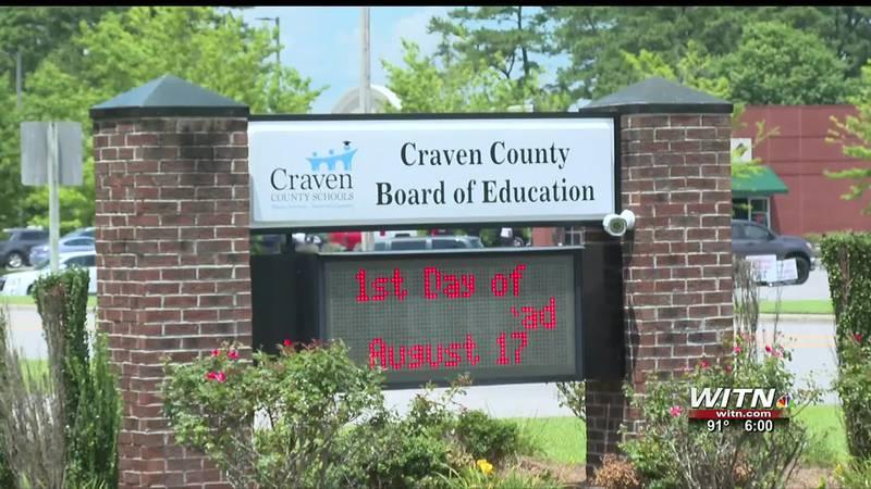 Craven County Schools makes plans for high school graduations ceremonies