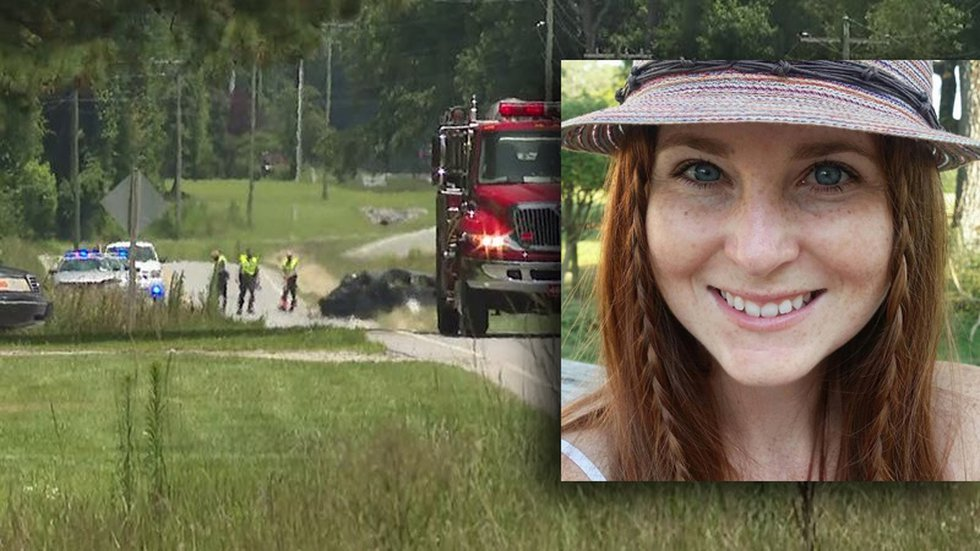 Justine McCullough was killed in a head-on crash on June 29th.