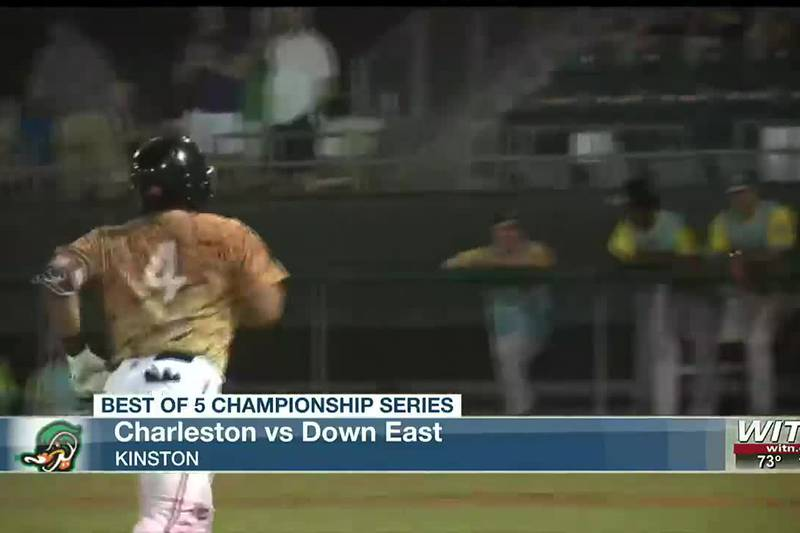 Down East Wood Ducks fall to Charleston in playoff series opener