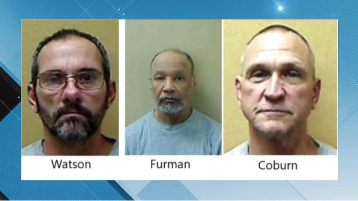 Three offenders walk away from transitional housing locations