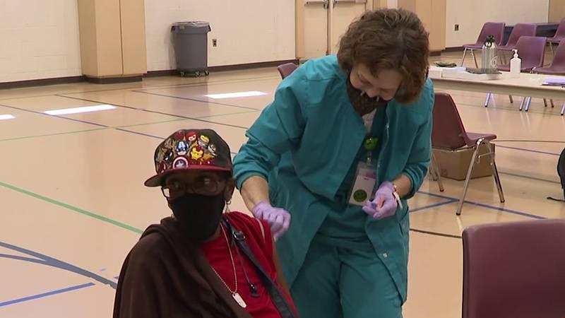 WITN Pitt County vaccine